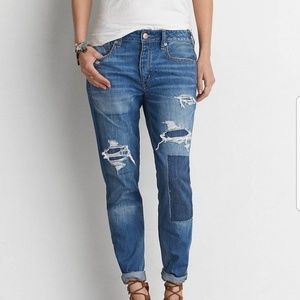 American eagle outfitters women's Tomgirl size 4